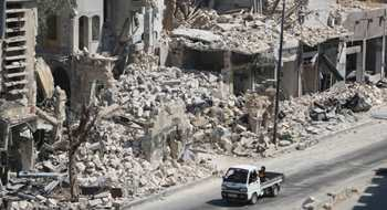 NYT - U.S. Presses for Truce in Syria, With Its Larger Policy on Pause