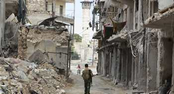 NYT - Even Amid Cease-Fire Countdown, Syria's Conflicts Deepen by Anne Barnard