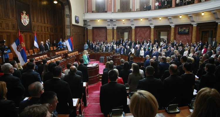 Serbia Opposition Mulls Joint Strategy For Elections