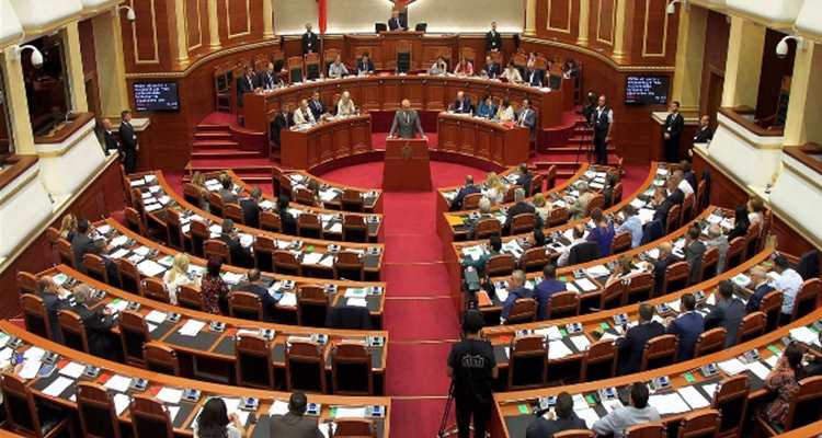 Albanian Opposition Boycott Vote on Key Judicial Law