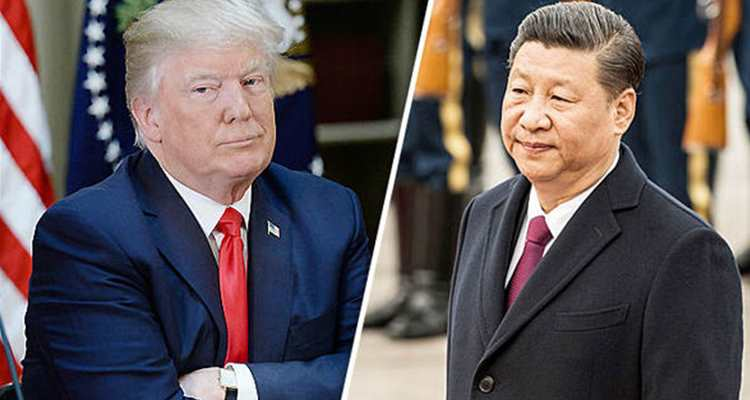 Donald Trump in talks with China's Xi Jinping over 'menace of North Korea'