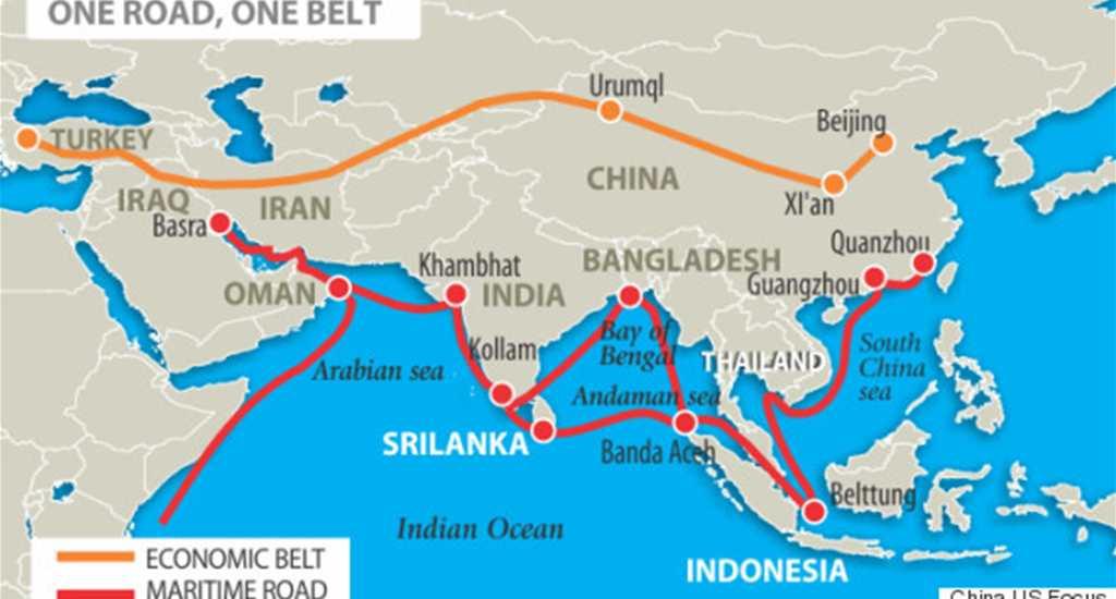 Bir kuşak yol Haritaları ile ilgili görsel sonucu
