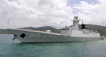 Chinese navy holds massive drills to prepare against 'heavy electromagnetic influences'