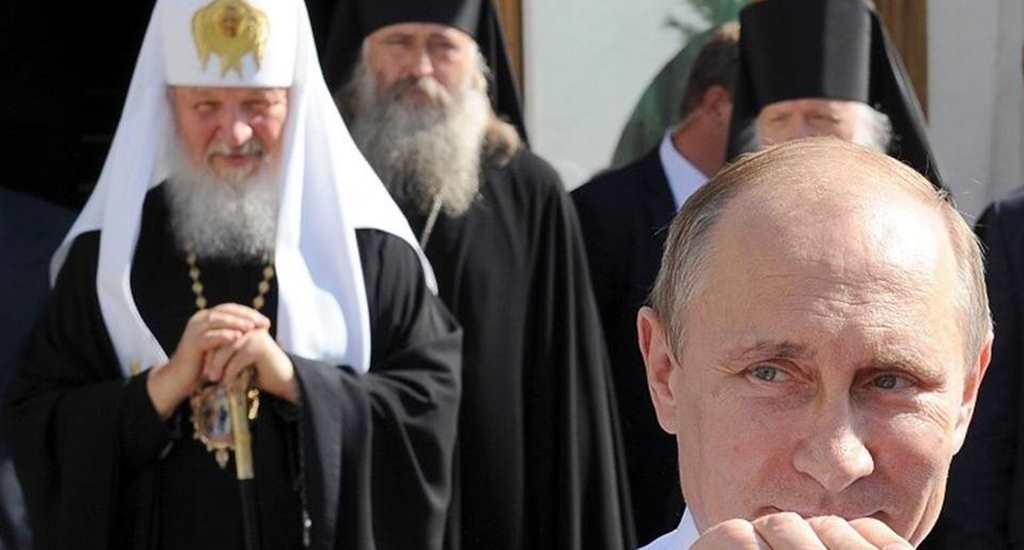 Ortodoks Dünyasında Büyük Çatırdama