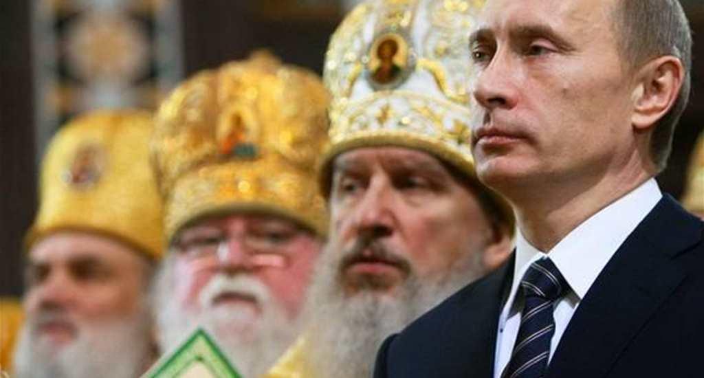 Rus Patrikhanesi Türkiyede Kilise Açarsa
