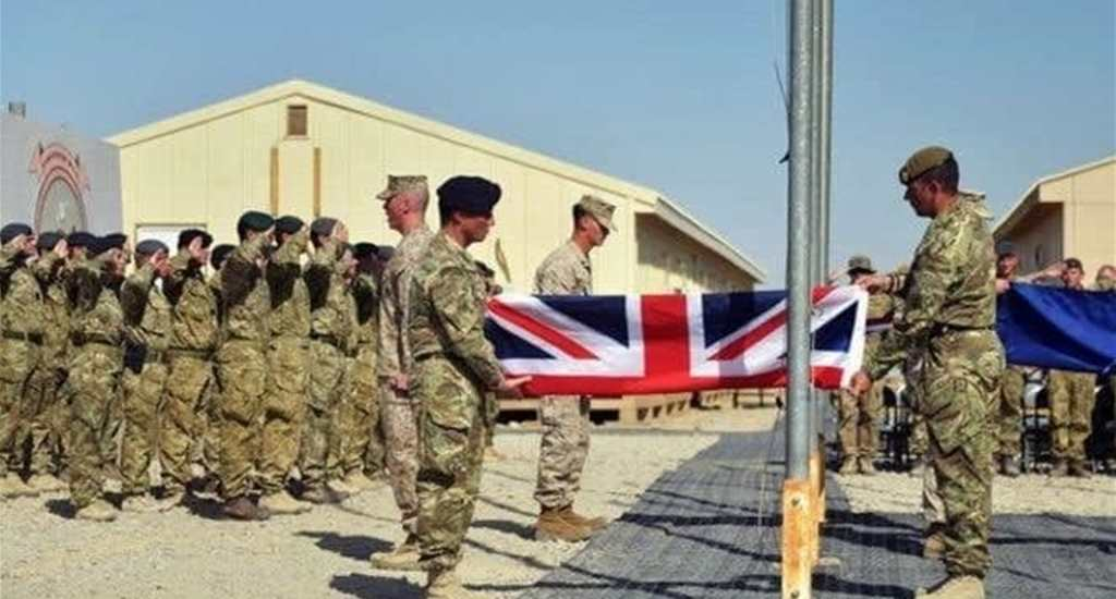 THE UK TO SEND TROOPS TO AFGHANISTAN! WHY?