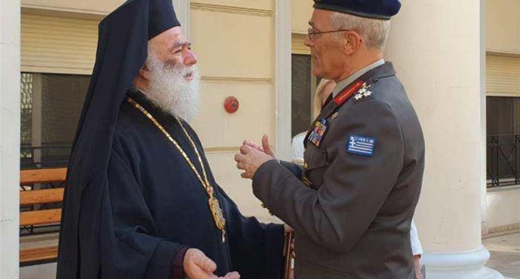 Aziz Andreas Kutlamaları ve Yunanistan-Mısır İşbirliği