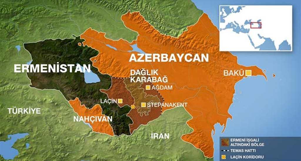 Karabağ Azerbaycandır!