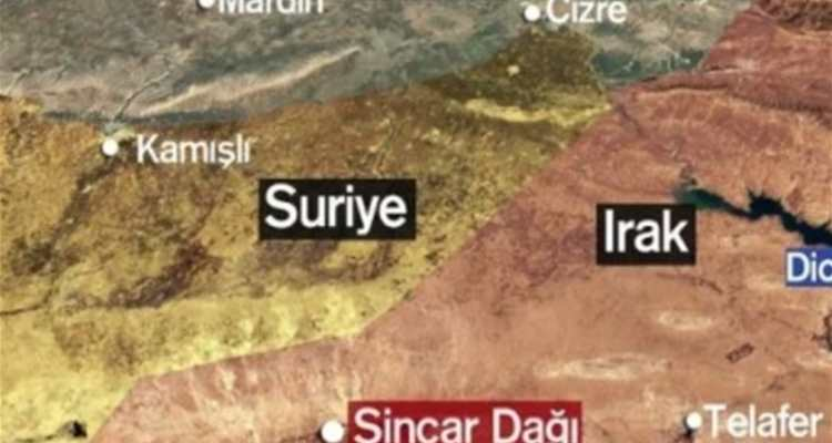 İsrail'in Sincar Stratejisi